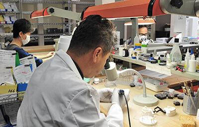 iTec Dental Laboratory - Orange County - Expert Team