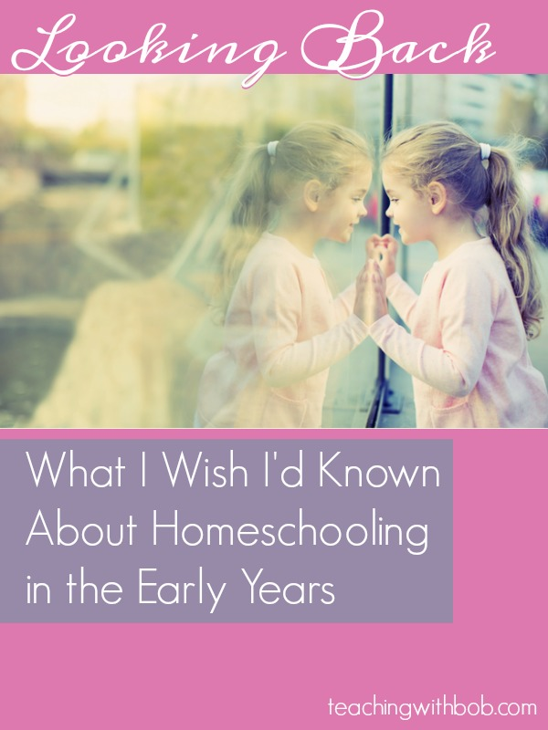 Thinking through what many homeschool moms regret. Plus: seven aspects of the ideal core curriculum for preschoolers and kindergarteners.