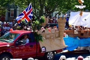 2016 Chatham July 4th Parade