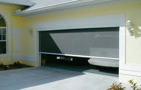 Motorized Garage Door Screens Ocala, FL