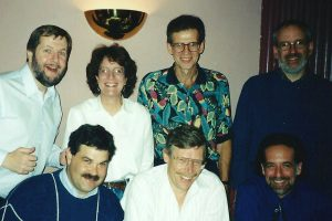 2001 ABA DR group