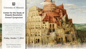 Tower of Babel Symposium ad - big