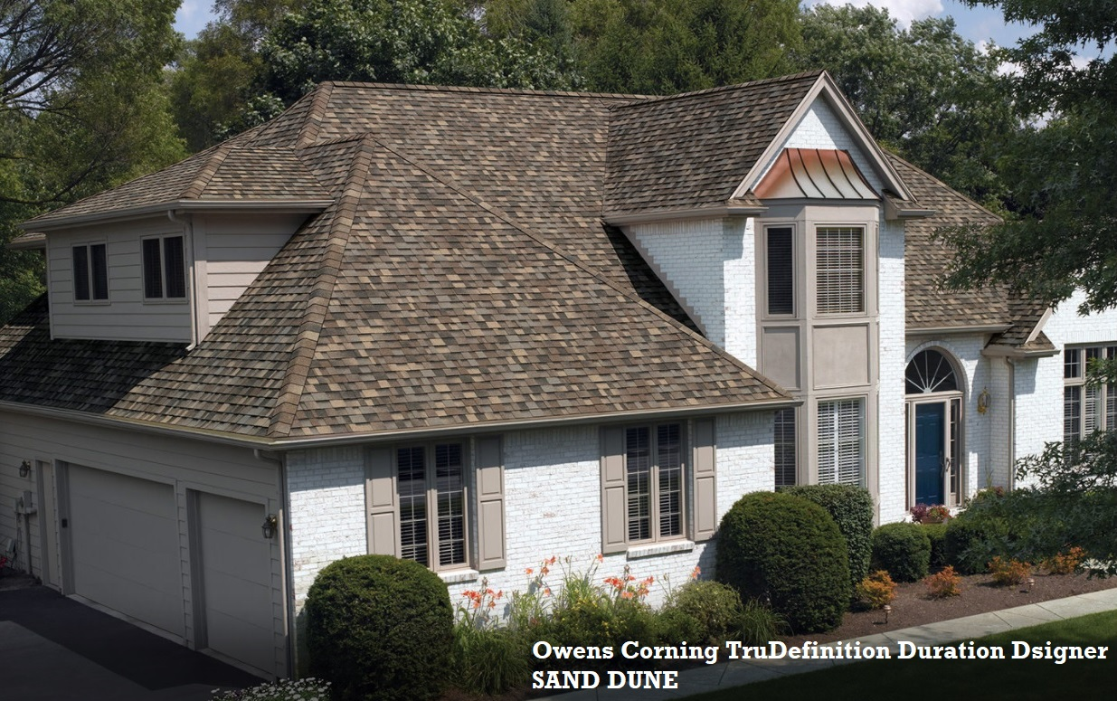 Owens Corning Duration Designer Shingles
