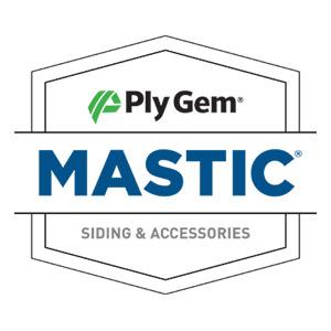Mastic, Ply Gem Logo