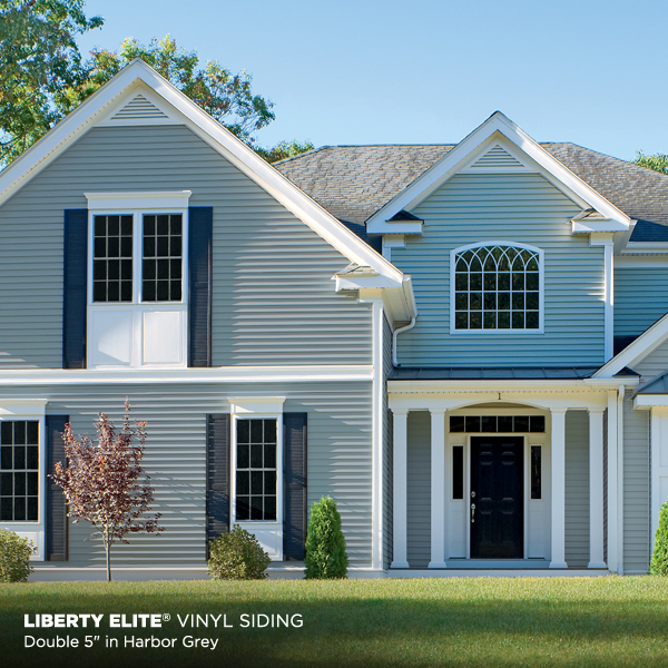 Mastic Liberty Elite Vinyl Siding