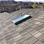 DECRA Roof System / Velux Skylight