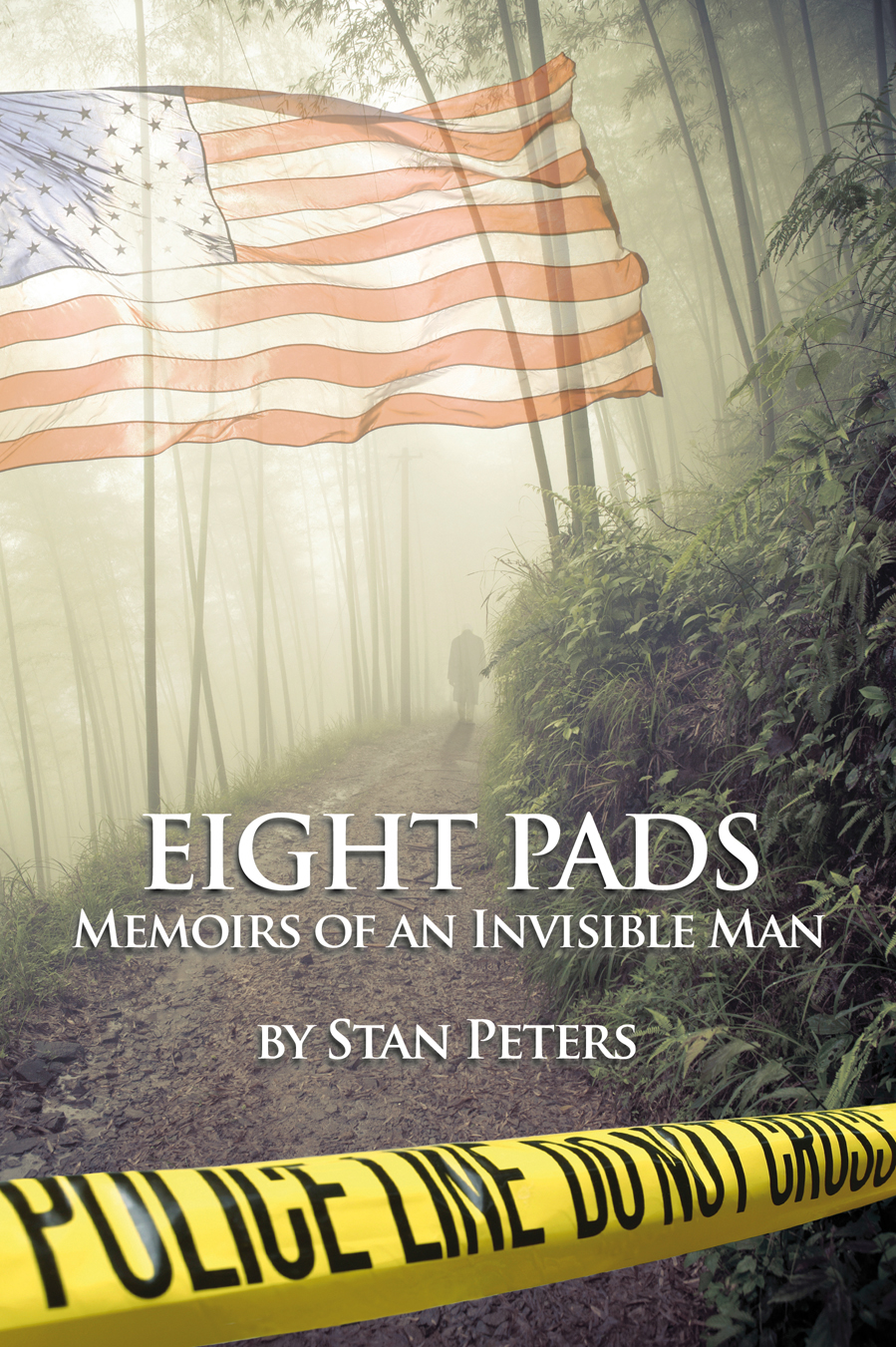 Eight Pads by Stan Peters