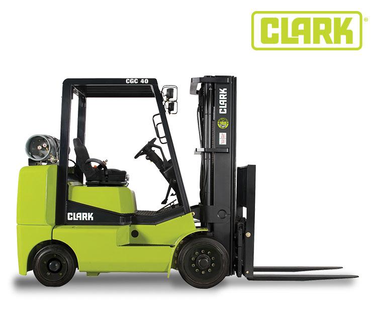 Clark IC 4 Wheel Cushion 12000