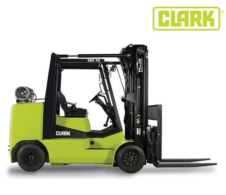 Clark IC 4 Wheel Cushion 15500