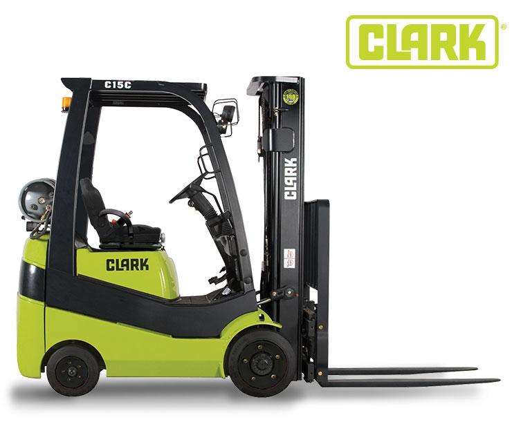 Clark IC 4 Wheel Cushion 4000