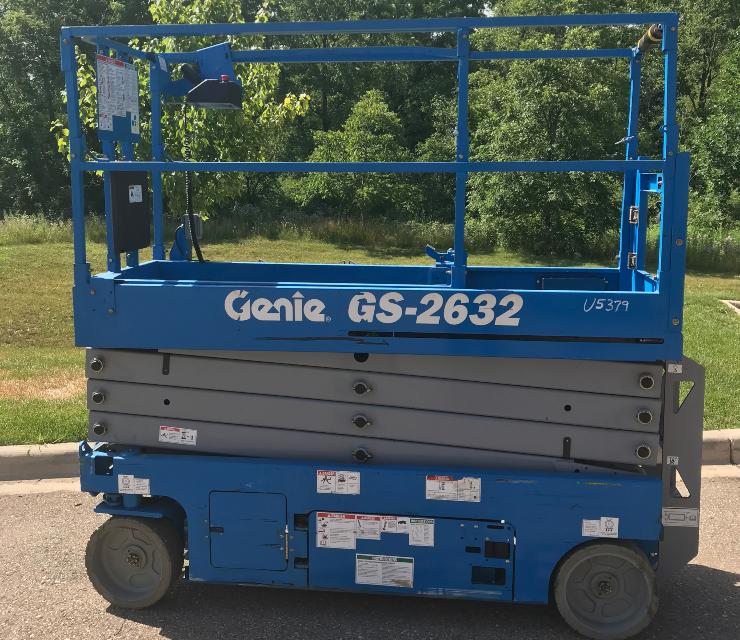 2013 Genie GS2632