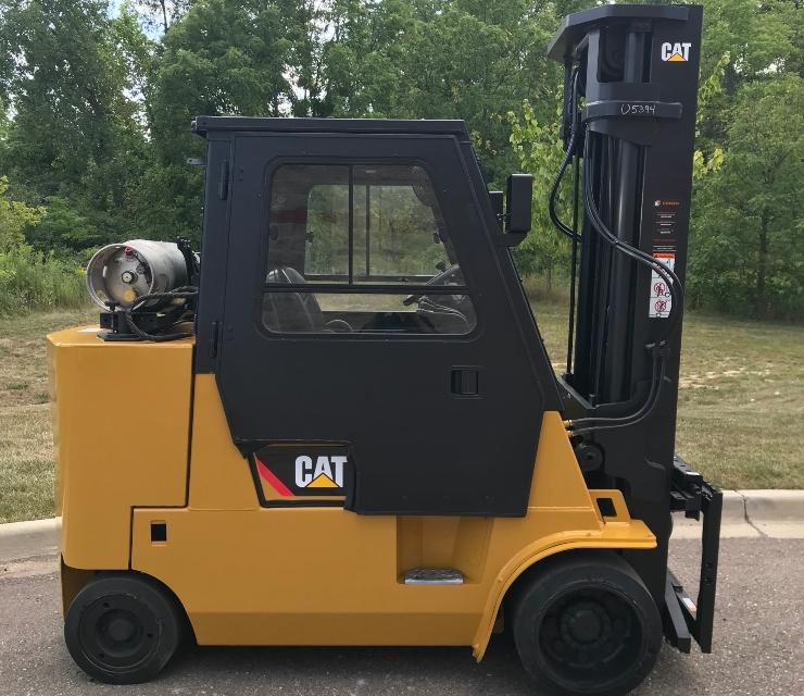 2015 Caterpillar GC55KS5