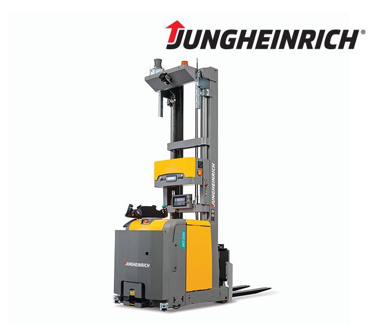 Jungheinrich AGV Order Picker