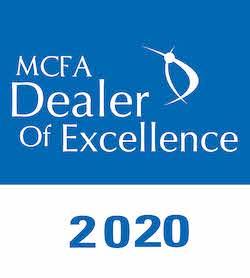 MCFA Dealer of Excellence
