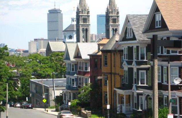 Explore Living in Mission Hill