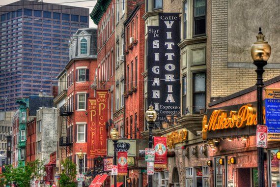 Explore Living in the North End