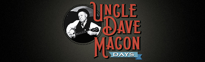 Southeast Tourism Society Selects Uncle Dave Macon Days Festival as an STS Top 20 Event