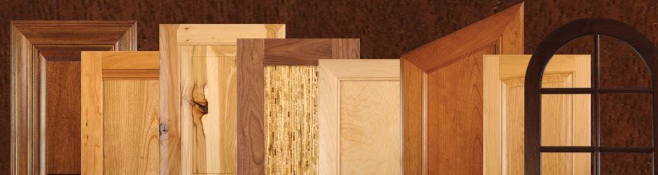 TaylorCraft Cabinet Door Company door selection
