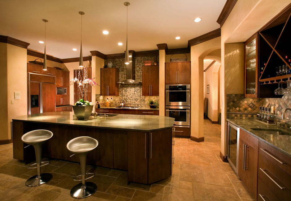 Contemporary kitchen 3