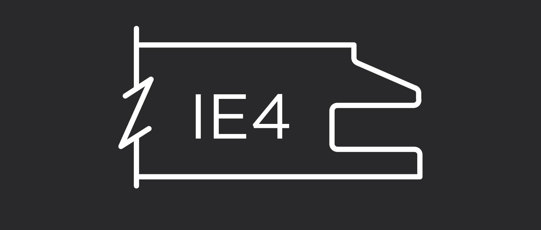 IE4 Inside Edge Profile