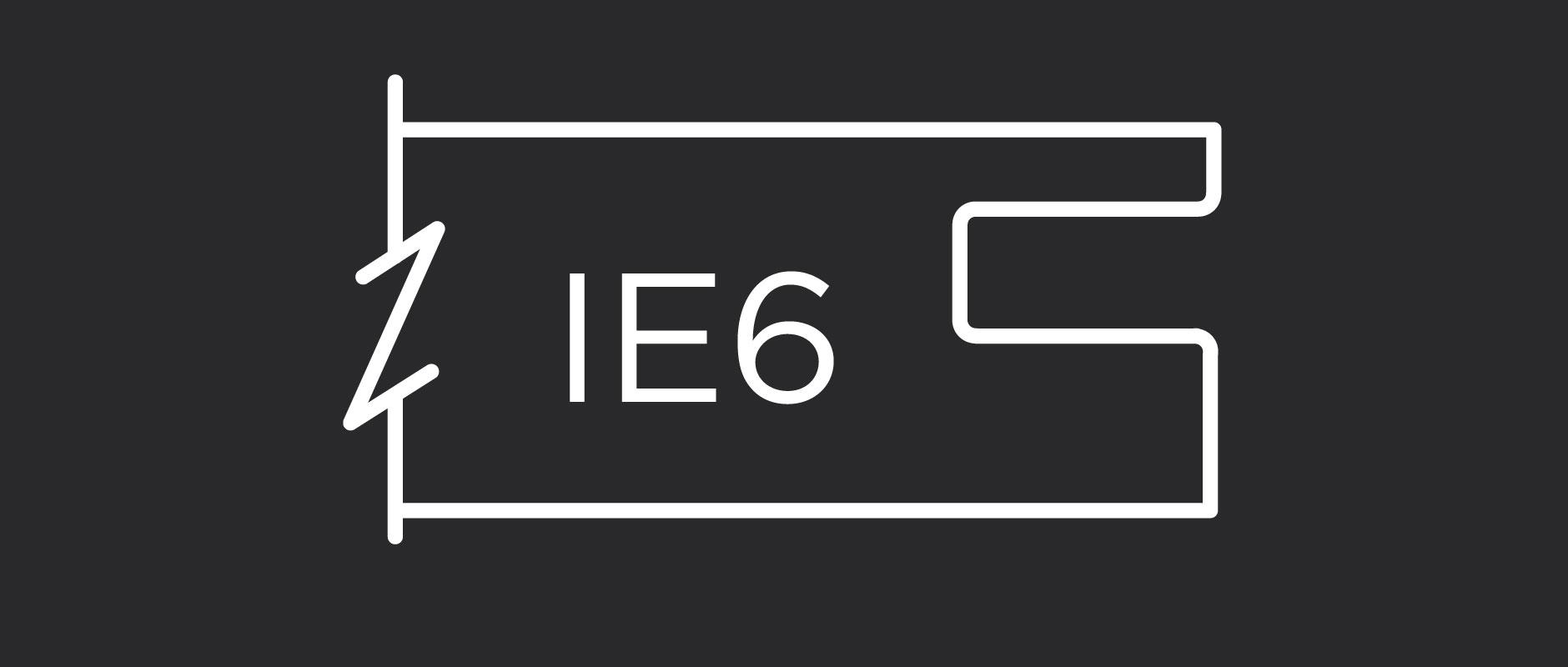 IE6 Inside Edge Profile