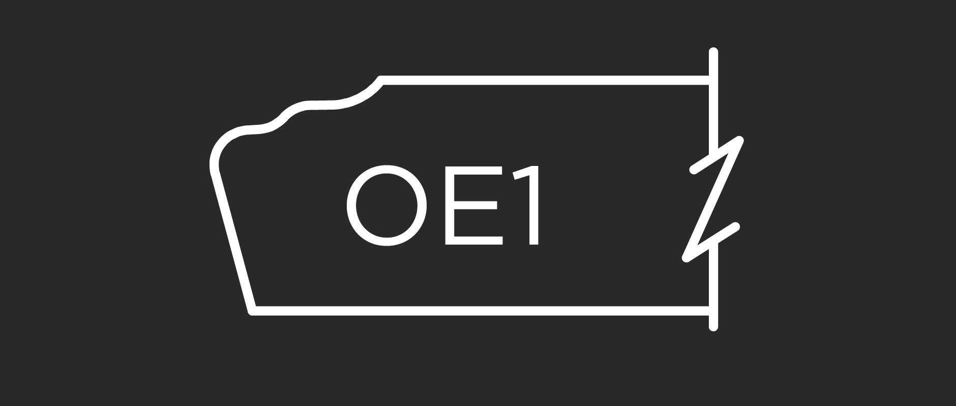 OE1 Outside Edge Profile