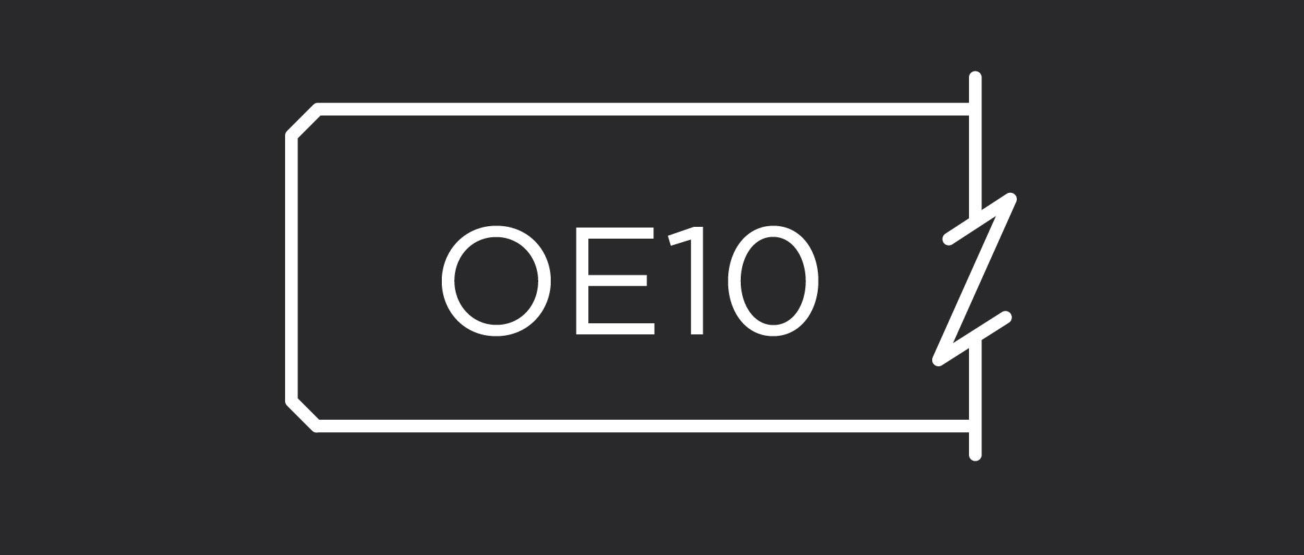 OE10 outside edge profile