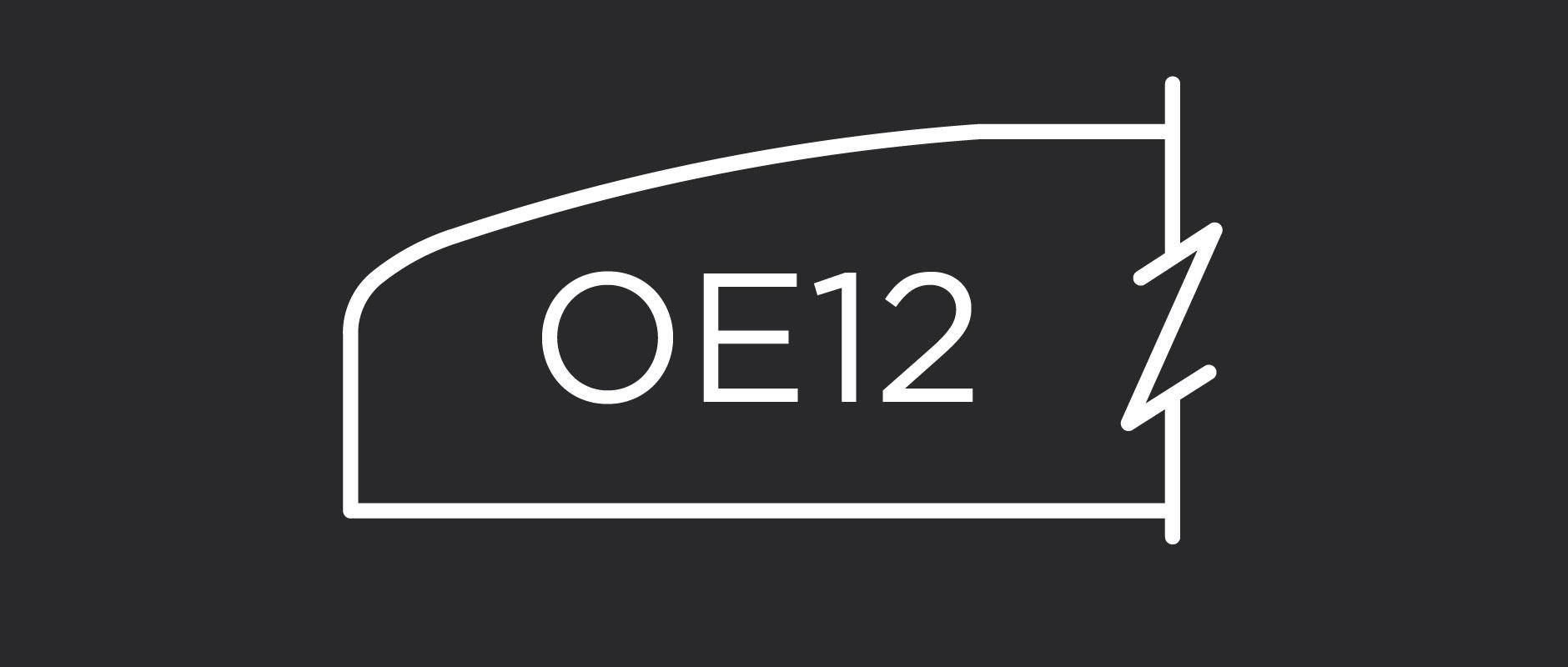 OE12 outside edge profile