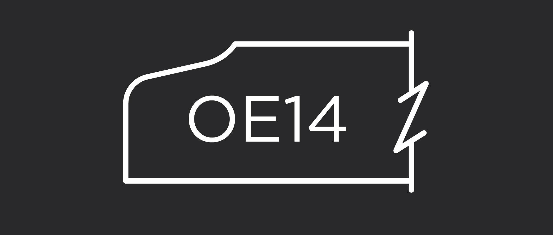 OE14 outside edge profile
