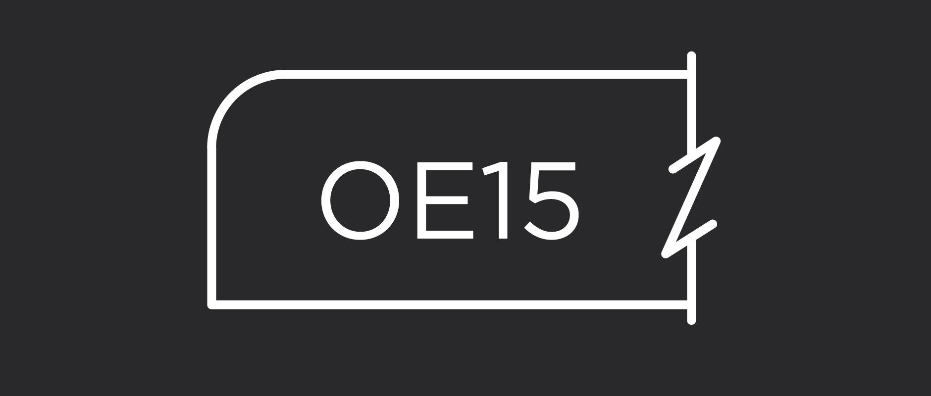 OE15 outside edge profile