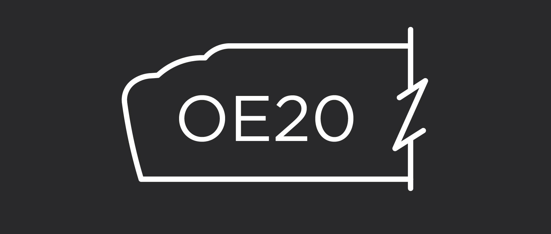 OE20 outside edge profile