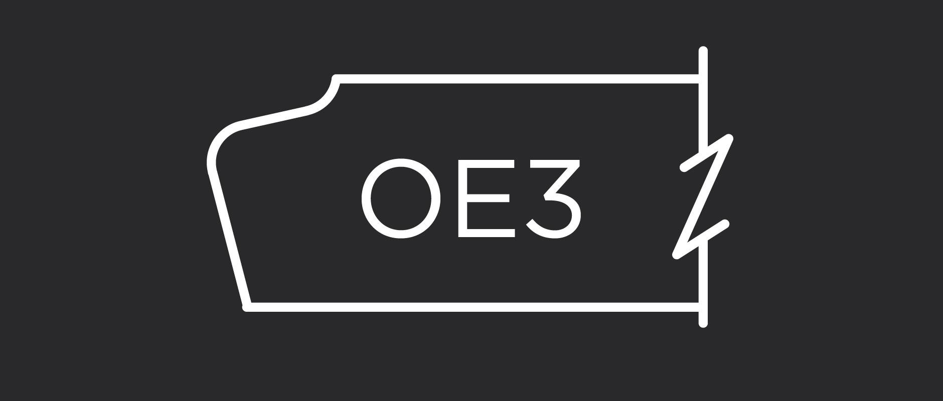 OE3 outside edge profile