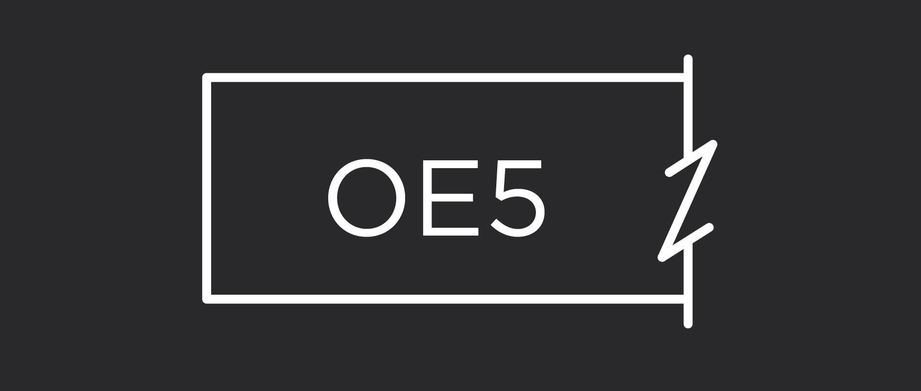 OE5 outside edge profile