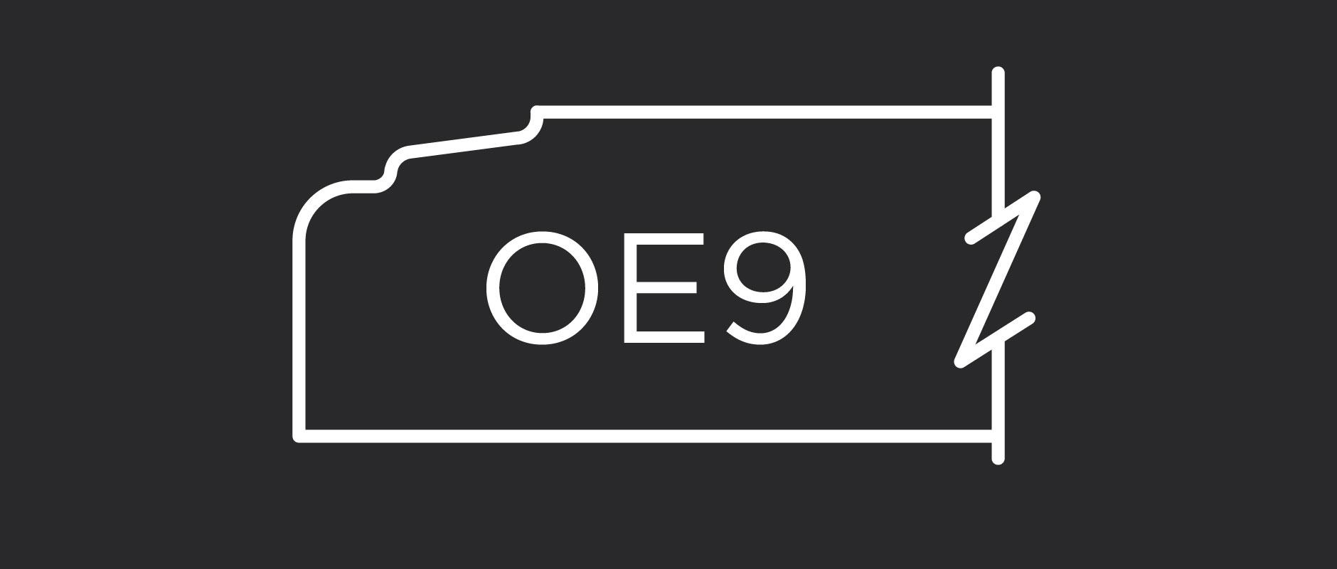 OE9 outside edge profile