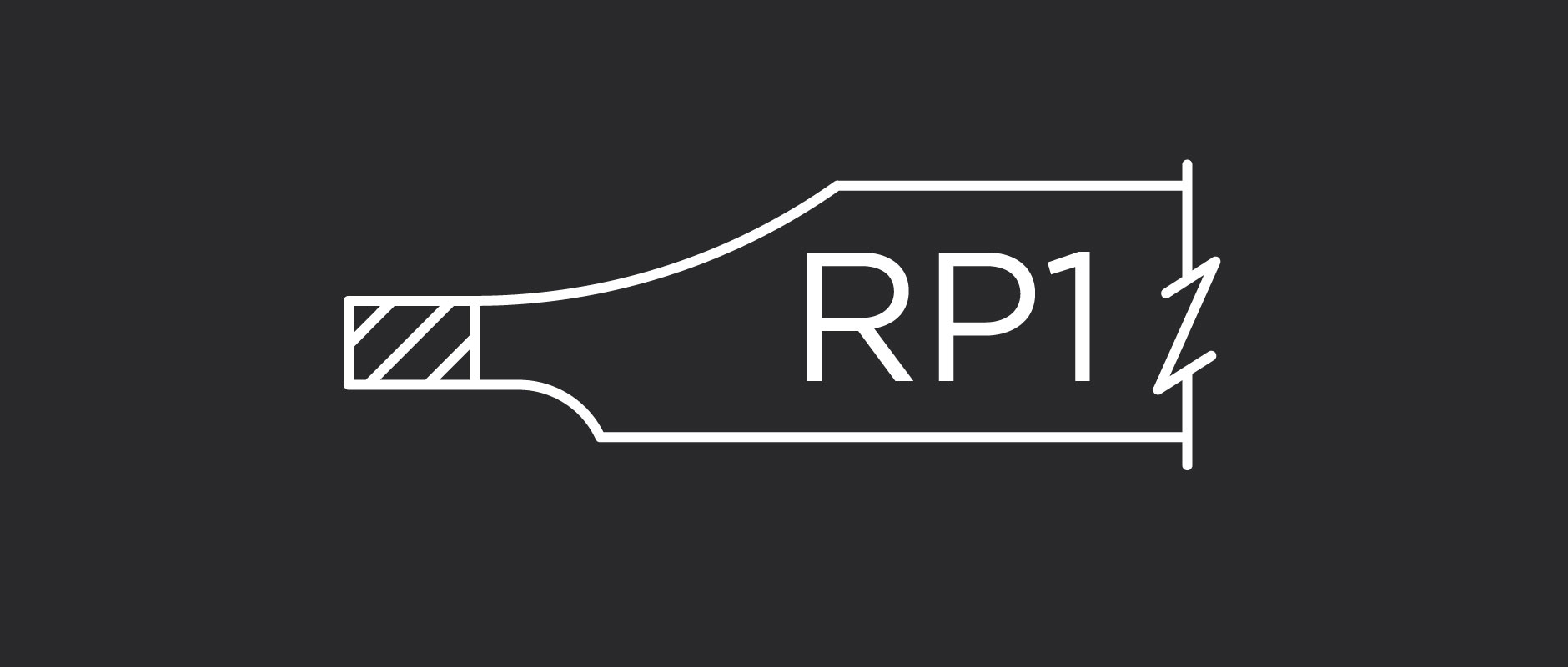 RP1 Raised Panel Profile