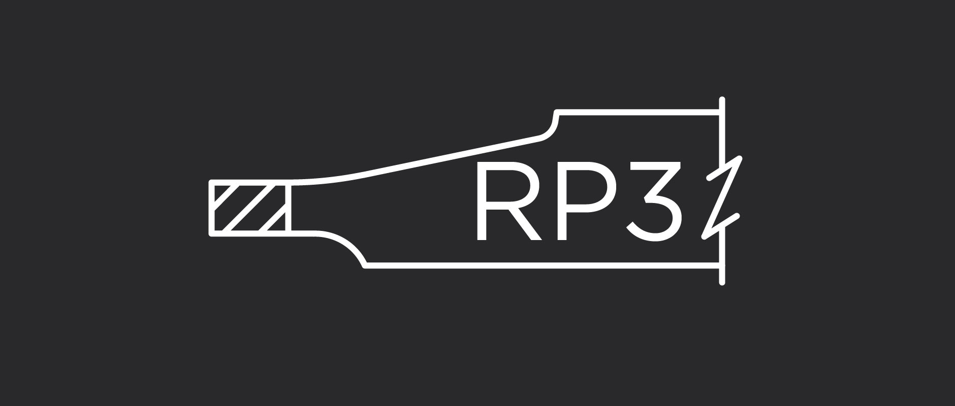 RP3 raised panel profile