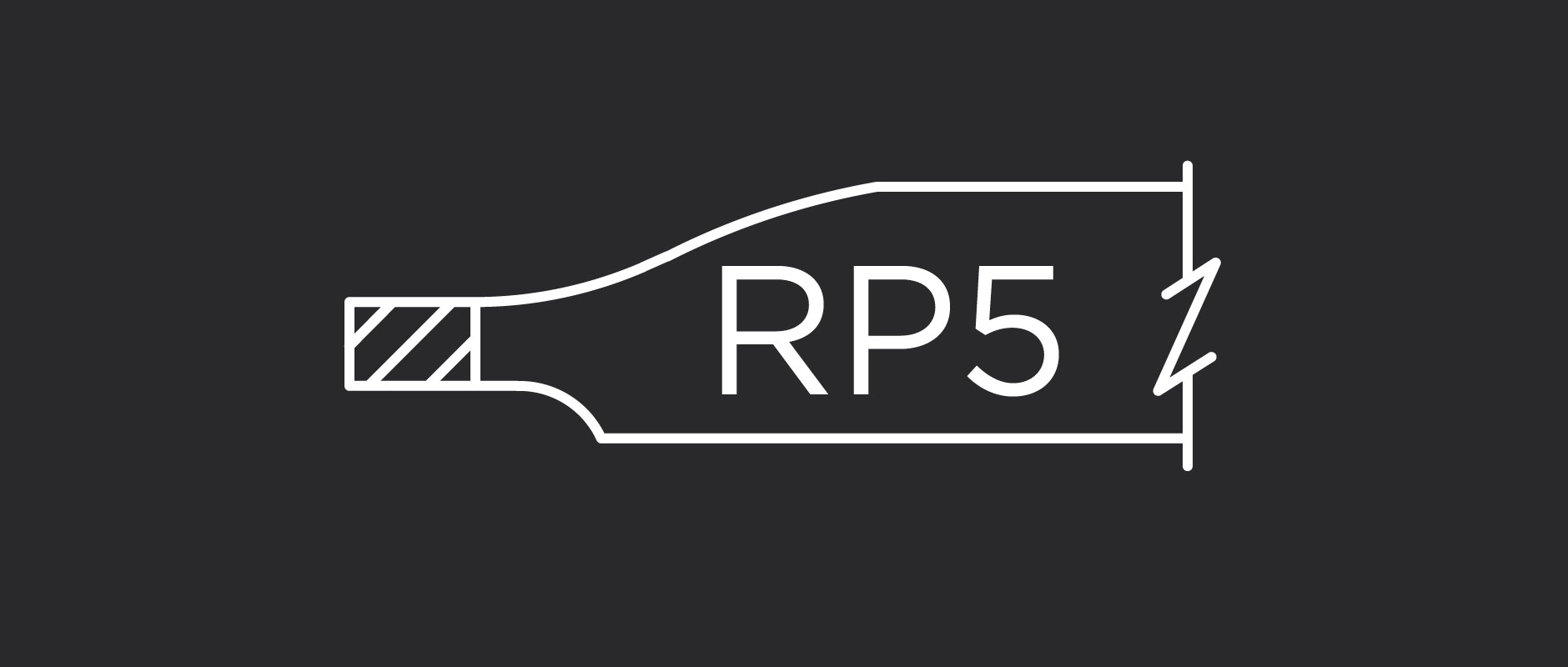 RP5 raised panel profile