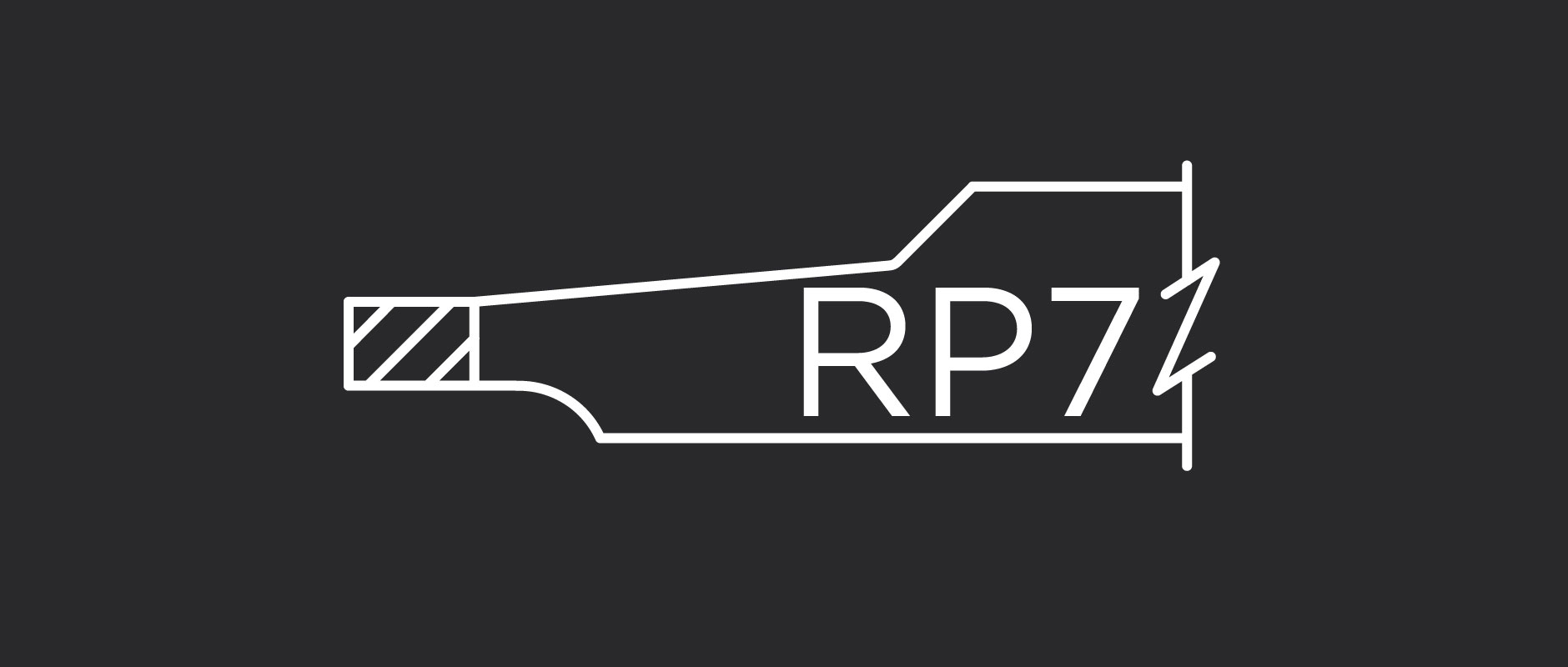 RP7 raised panel profile
