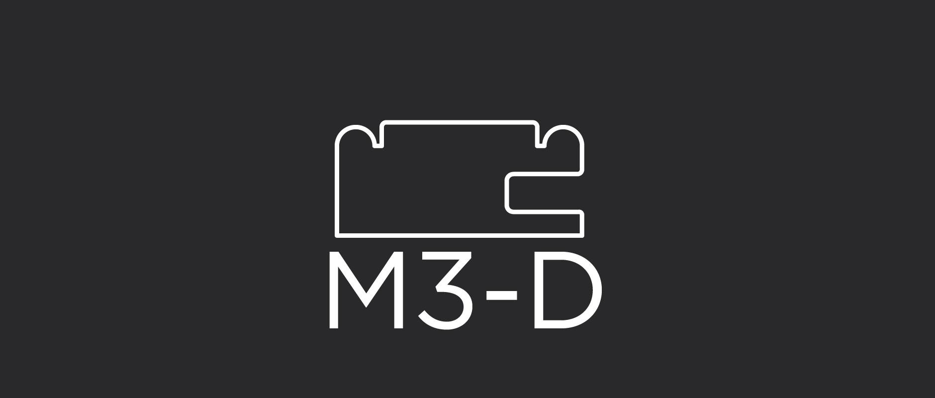"""M3-D mitered drawer front frame 1-5/8"""" wide"""