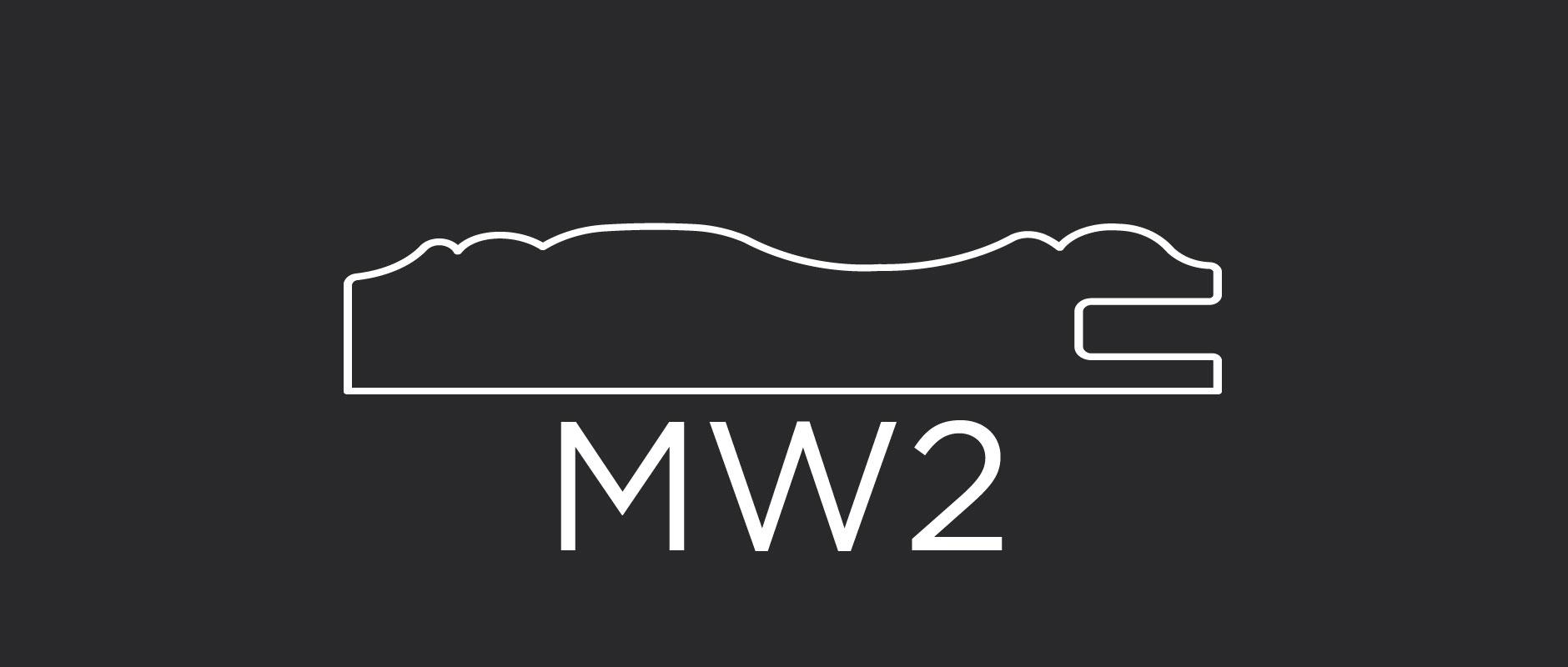 """MW2 mitered door frame 3-1/8"""" wide"""