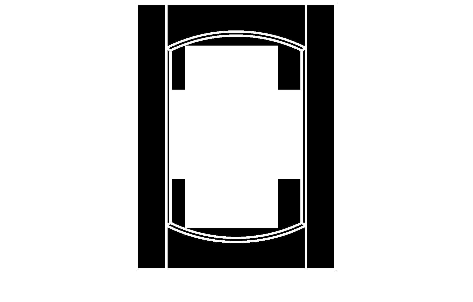C122 cope and stick cabinet door configuration