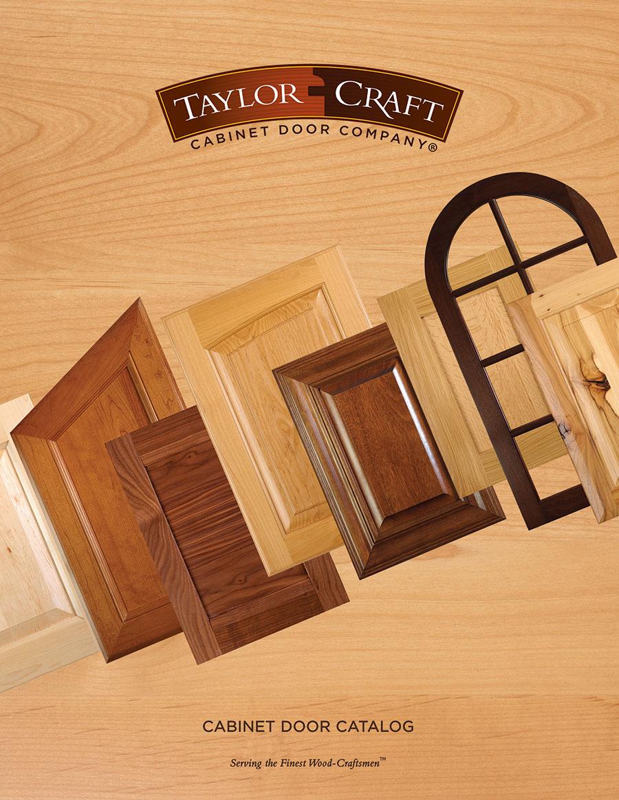 TaylorCraft Introduces New Cabinet Door Catalog