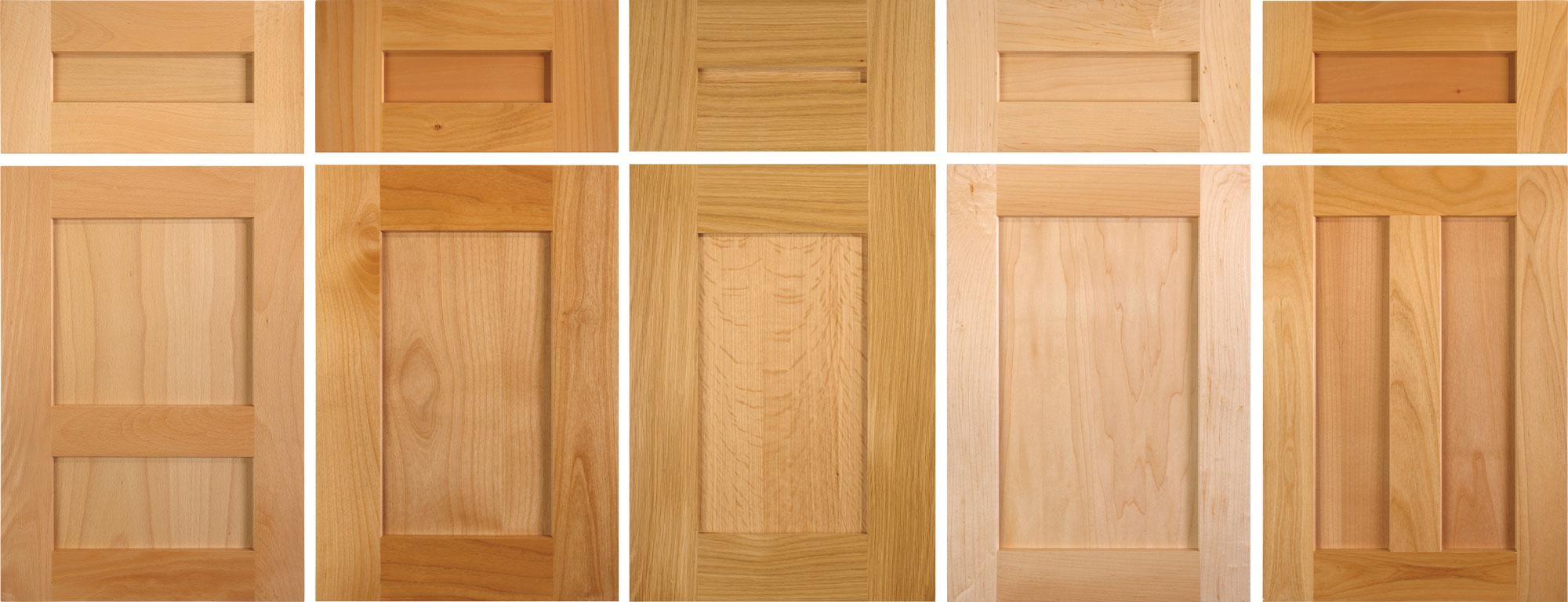 Shaker Cabinet Doors By TaylorCraft Cabinet Door Company