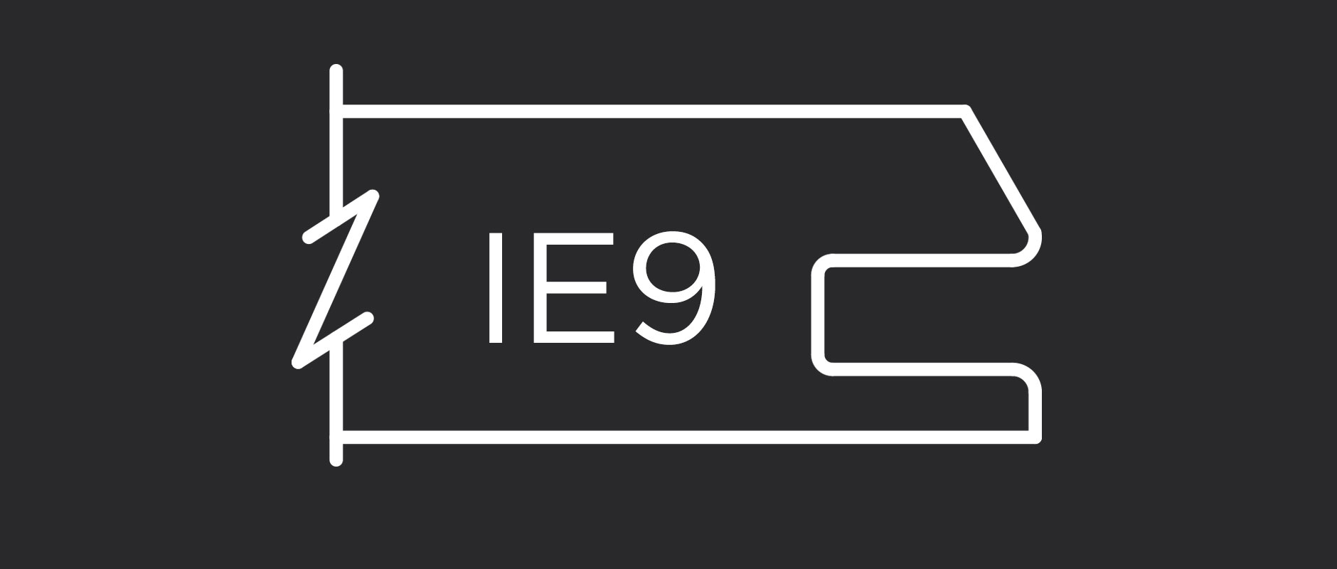 IE9 Inside edge profile from TaylorCraft Cabinet Door Company