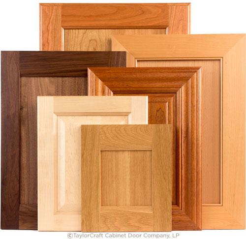 TaylorCraft Cabinet Door Company door selection
