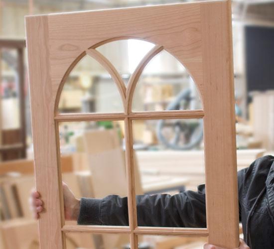 Specialty Mullion Cabinet Doors by TaylorCraft Cabinet Door Company