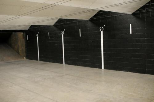 Shooting Range Lanes