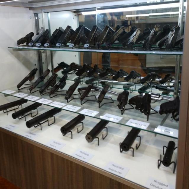 Gun Suppressors