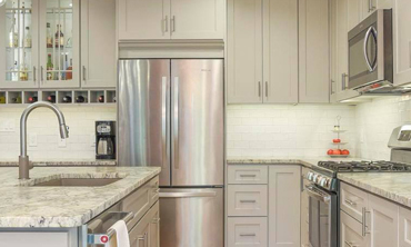 KITCHENS, BATHROOMS, AND MORE