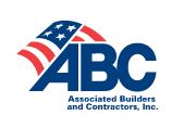 associated builders contractors logo